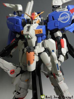 MG 1/100 Ex-S Gundam