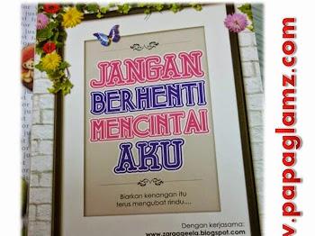Bertemu Zara Aqeela Penulis Novel JANGAN BERHENTI MENCINTAI AKU