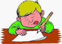 Jangan mengedit saat Anda menulis