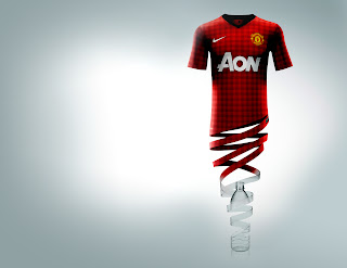 Nike Manchester United FC Uniform HD Wallpaper