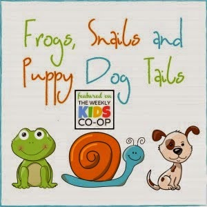Frogs, Snails and Puppy Dogs Tails