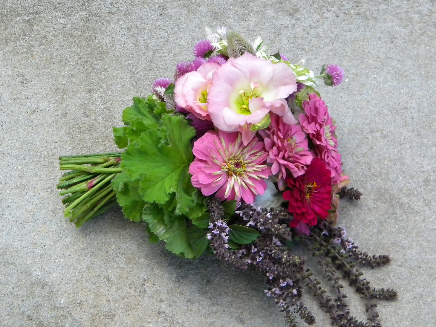 Wedding Flowers From Springwell Late Summer Bouquet Of