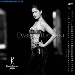 Katrina Kaif on Dabboo Ratnani 2013 Calendar Hot Celebrities Photoshoot Stills