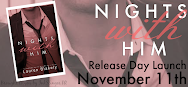 Nights With Him Release Day Launch & Giveaway