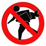 NO FLY CARP