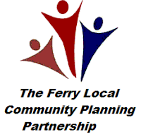 The Ferry (Broughty Ferry, Dundee) Local Community Planning Partnership logo