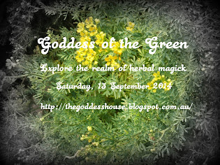 Goddess of the Green (13 September 2014)