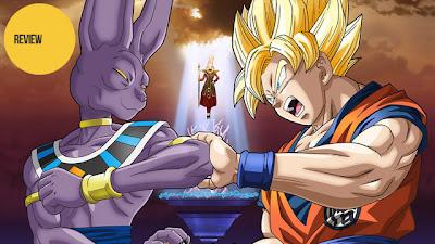 Dragon Ball Z God and God