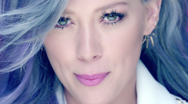 Hillary Duff releases Sparks video.