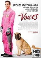 The Voices (2014) WEB-DL 720p Latino-Ingles