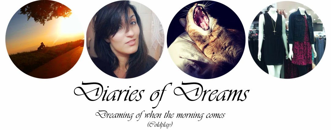 Diaries of dreams