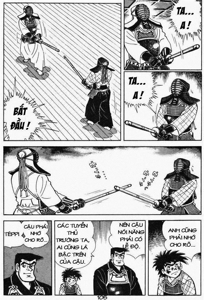 Siêu quậy Teppi chap 43 - Trang 25