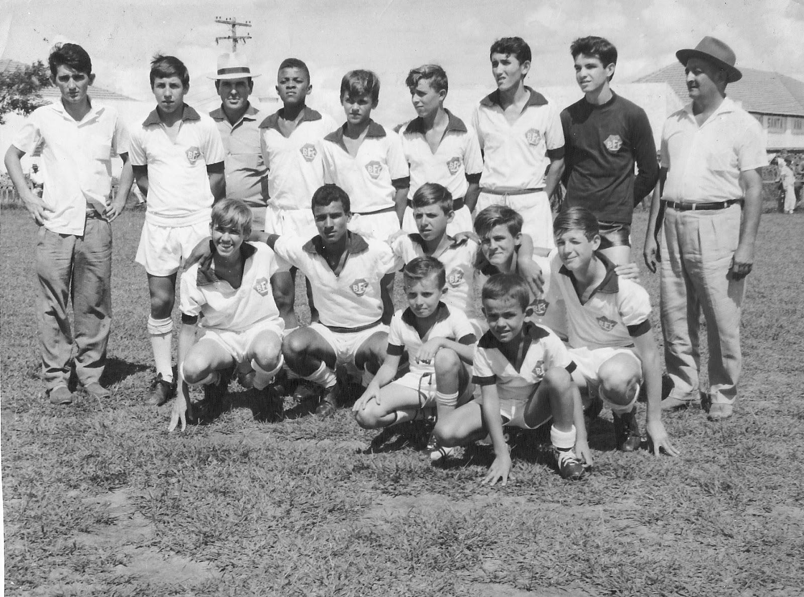 Infantil do Bálsamo FC