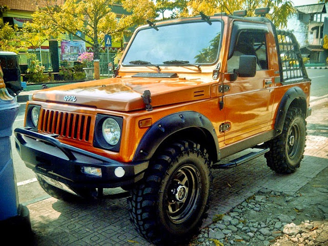 Suzuki Jimny Sanctuary orange_3