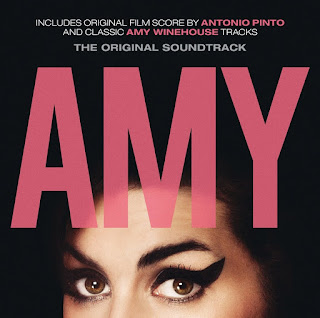 Amy Soundtrack featuring the score by Antonio Pinto and songs by Amy Winehouse