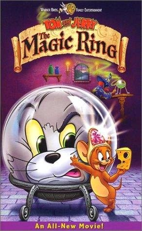 Tom and Jerry The Magic Ring 2002 DVDRip Dual Audio 200mb