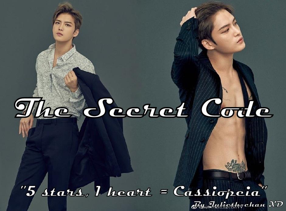 The Secret Code (秘密のコード/himitsu no kōdo)