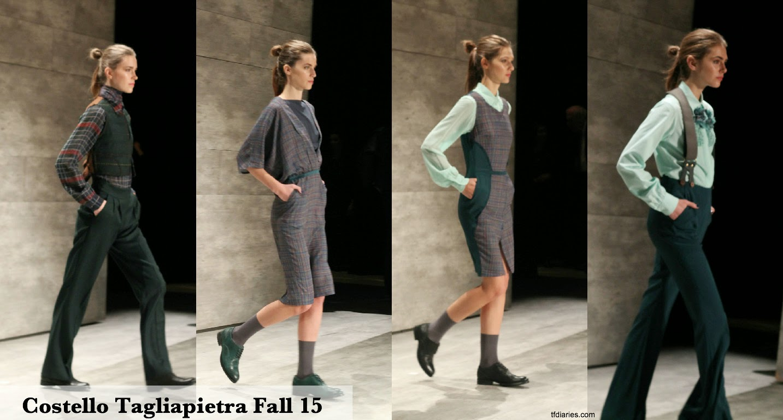 fashion week trends 2015, menswear, costello tagliapietra