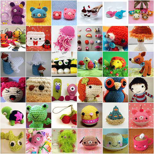 Amigurumi Patterns Contest : Stash: Amigurumi Contest at Stash!