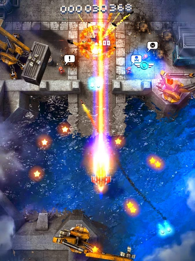 Sky Force 2014 v1.21 Mod [Unlimited Stars]