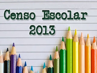 CENSO ESCOLAR 2013