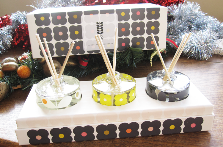 Orla Kiely Mini Reed Diffuser Gift Set review