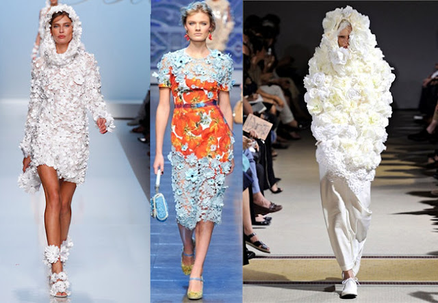 spring summer 2012,s/s 2012,dolce gabbana,blumarine,comme les garcons