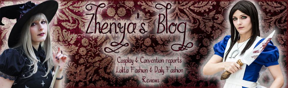 Zhenya's Blog