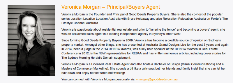 trusted buyers' agents in Sydney