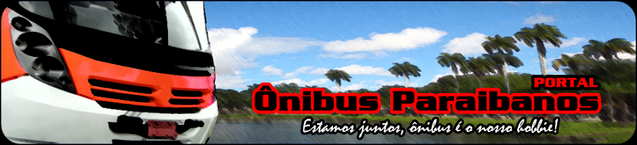 Portal nibus Paraibanos - Estamos juntos, nibus  o nosso hobbie!