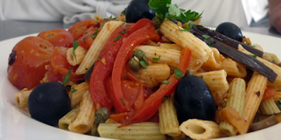 receta ensalada mediterranea
