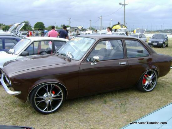 chevette fotos tuning