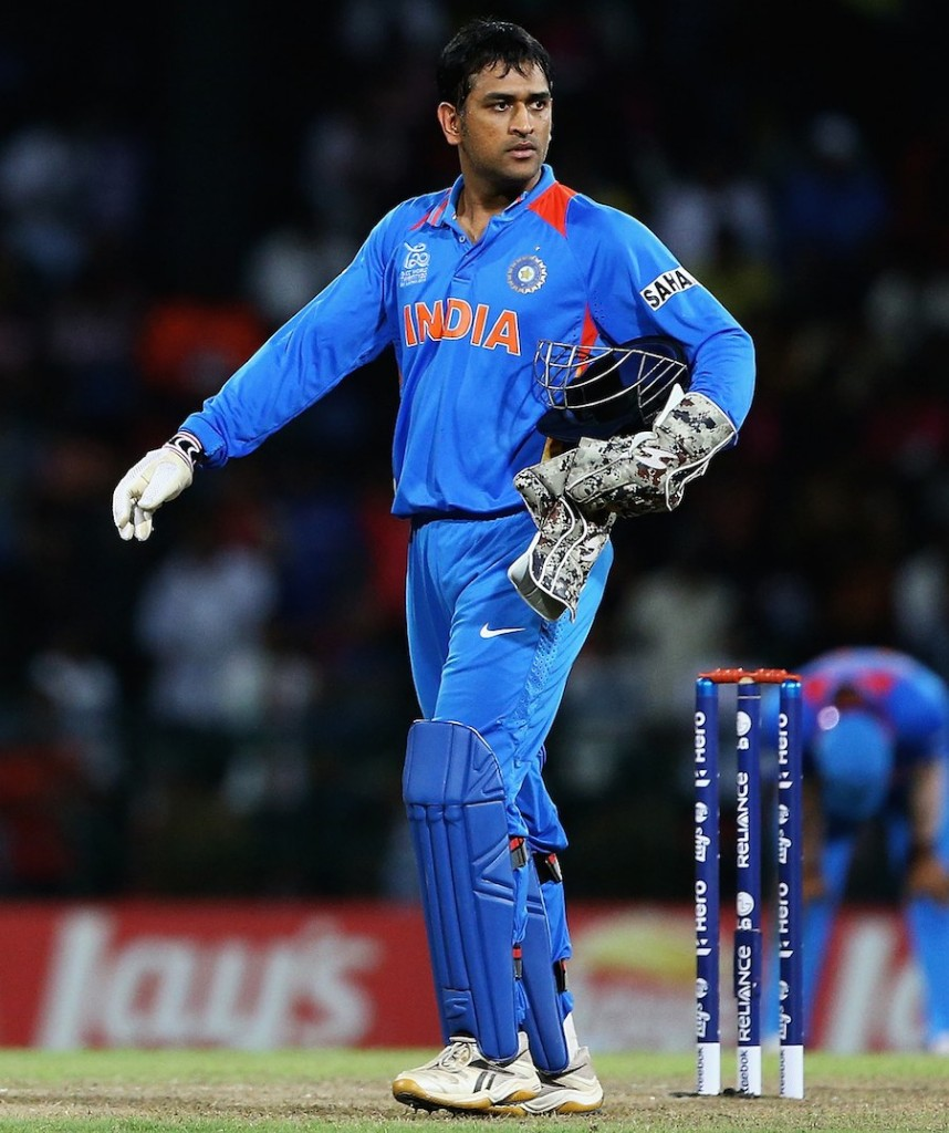 information on dhoni