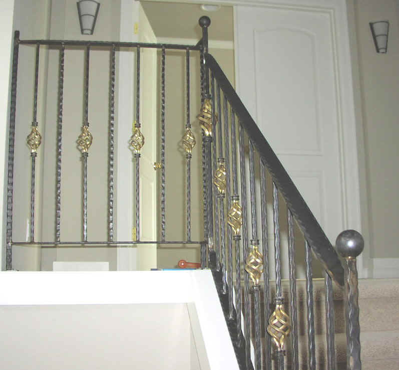 Nadar ironworks designs for Balcony ki design
