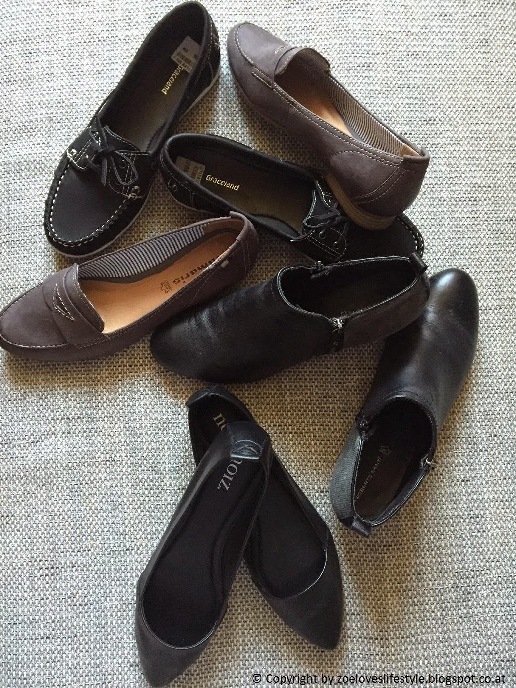 Schuhe tamaris deichmann