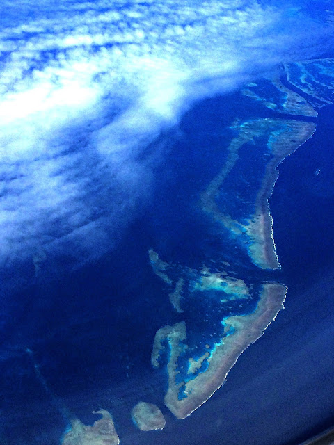 aerial-view-Great-Barrier-Reef