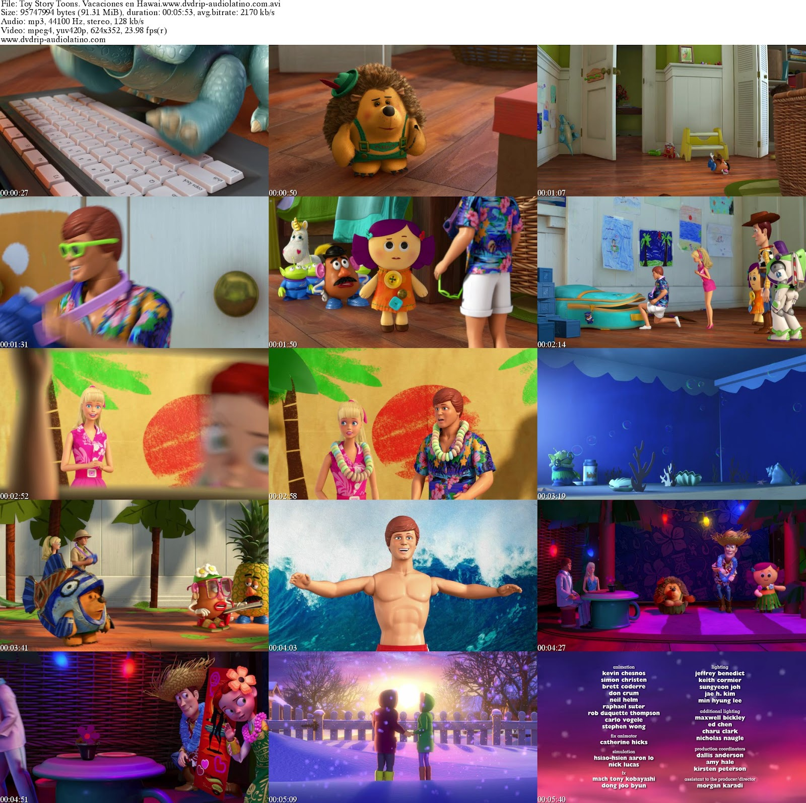 toy story toons  vacaciones en hawai 2011 brrip audio