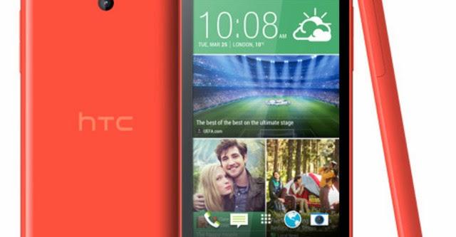 Rò rỉ HTC Desire 620
