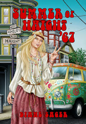 Summer of Haight 67 by Diane Sager