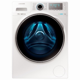 Masina de spalat rufe Samsung Crystal Blue