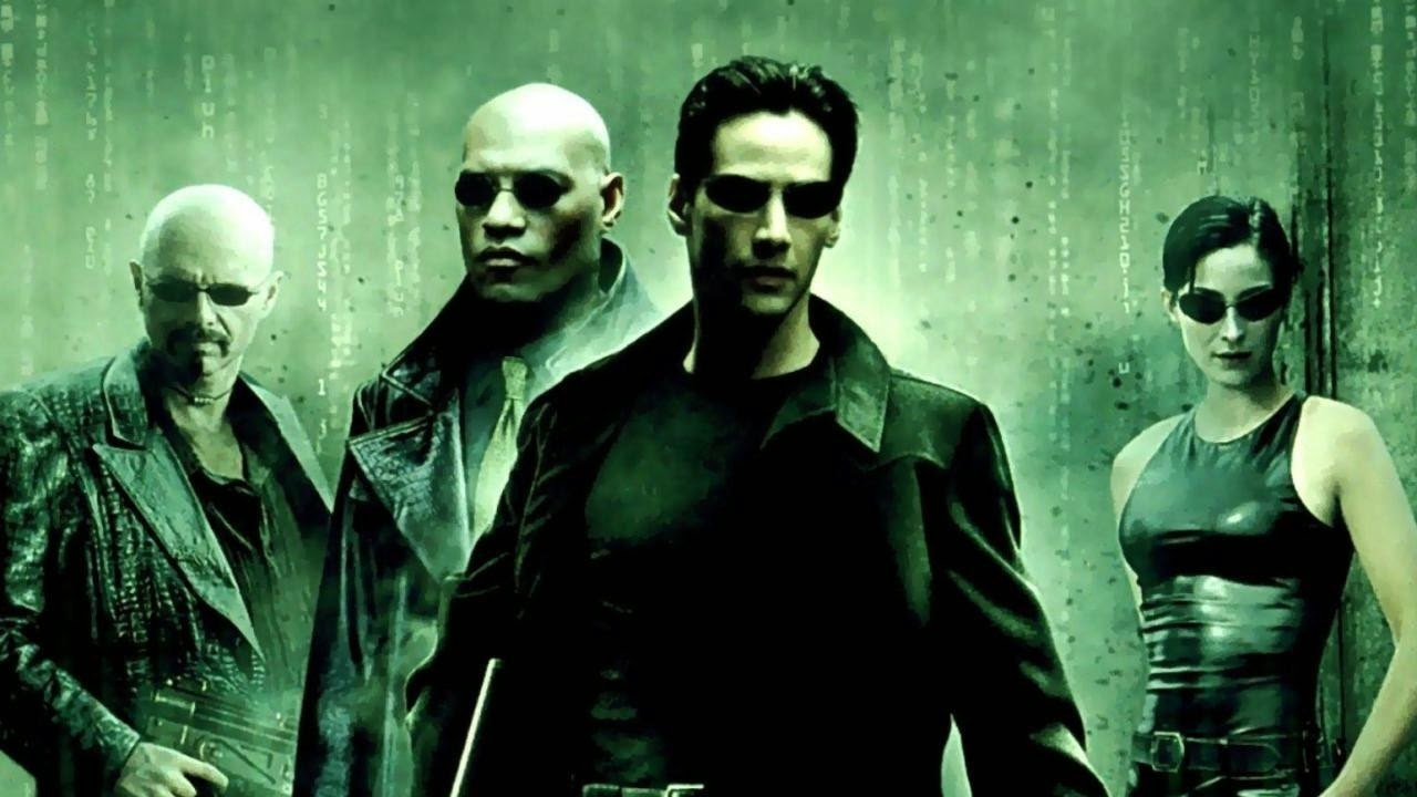 matrix di Lana e Andy Wachowski