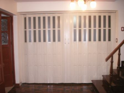 Puertas plegables peru puertas plegables de pvc puertas - Puerta plegable de pvc ...