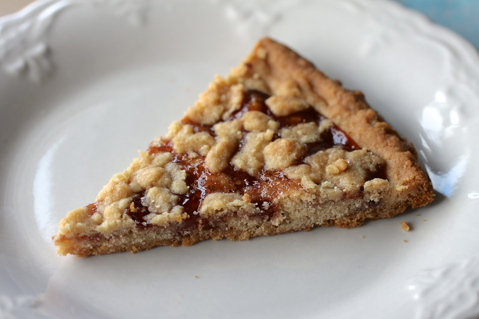 Cookie Jar Treats: Peanut Butter and Jelly Shortbread