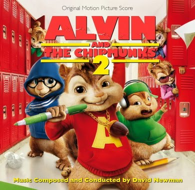 You Really Got Me - The Chipmunks - Squeakquel Original Motion Picture Soundtrack