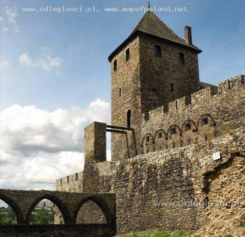 castle bedzin poland medieval - photo #29