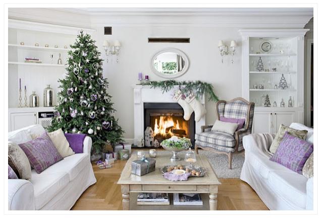 Decandyou ideas de decoraci n y mobiliario para el hogar - Decoracion navidena casas ...