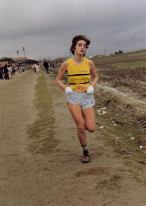 "51. Yolanda Encinas Gamero, Atltico Getafe, corriendo en el ""Campo de la Rabia""..."