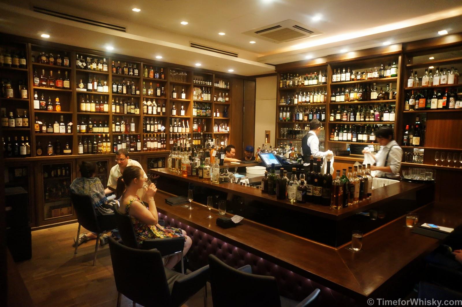 time for bar review 6 la maison du whisky singapore. Black Bedroom Furniture Sets. Home Design Ideas