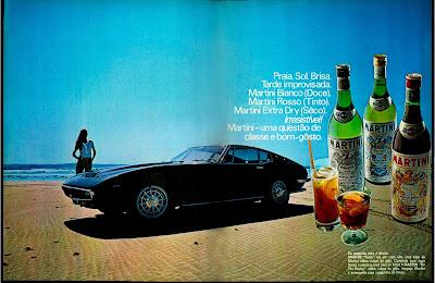 propaganda Martini - 1971; 1971; os anos 70; propaganda na década de 70; Brazil in the 70s, história anos 70; Oswaldo Hernandez;
