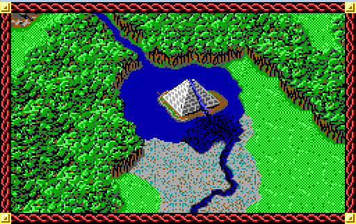 Momus shrugged pool of radiance the pyramid of yarash for Raymond lord memorial swimming pool